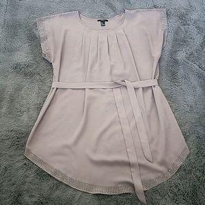 Stud design dress